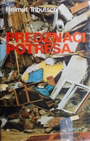 Tributsch: Predznaci potresa