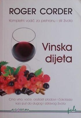 Corder: Vinska dijeta