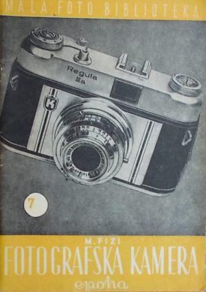 Fizi-Fotografska kamera