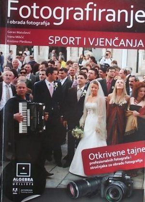 Fotografiranje-sport i vjenčanja