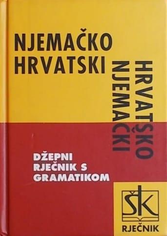 Njemačko hrvatski i hrvatsko njemački džepni rječnik