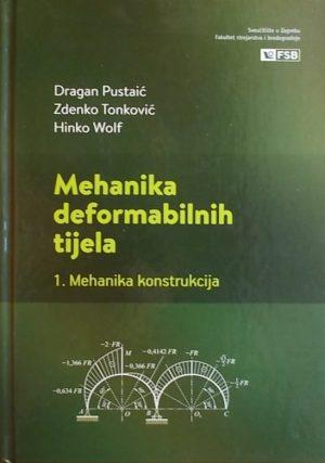 Pustaić-Mehanika deformabilnih tijela 1