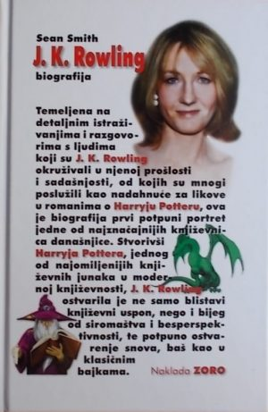 Smith: J. K. Rowling: biografija
