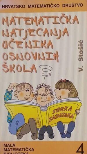 Stošić: Matematička natjecanja učenika osnovnih škola