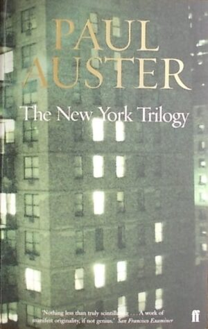 Auster: The New York Trilogy
