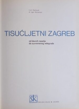 Kampuš-Tisućljetni Zagreb