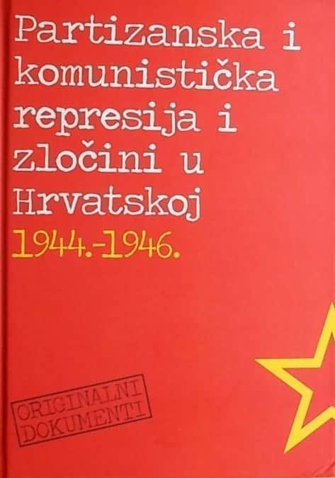 Partizanska i komunistička represija i zločini u Hrvatskoj