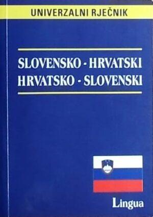 Slovensko-hrvatski hrvatsko slovenski univerzalni rječnik
