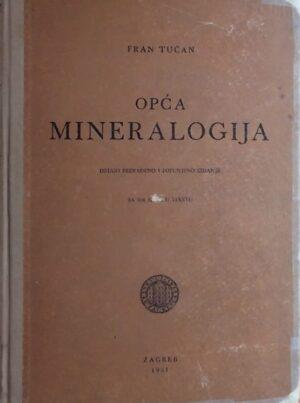 Tućan: Opća mineralogija