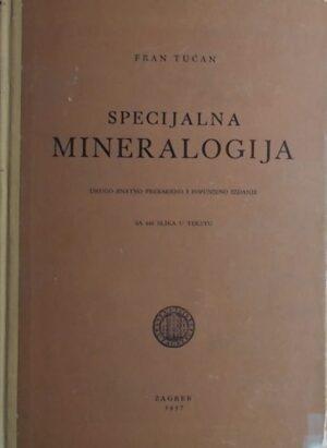 Tućan: Specijalna mineralogija