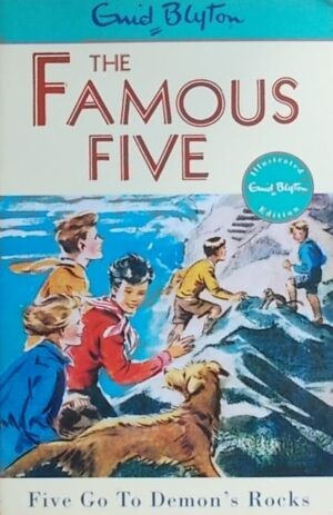 Blyton-Five Go To Demon's Rocks