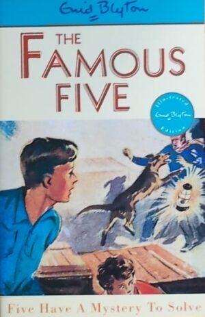 Blyton-Five Have A Mystery To Solve