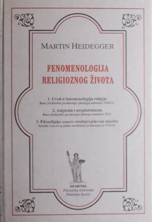 Heidegger-Fenomenologija religioznog života