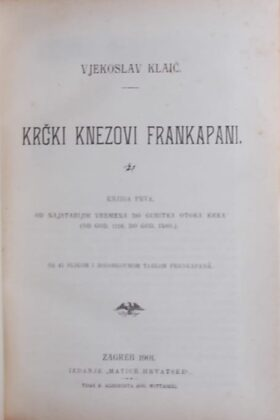 Klaić-Krčki knezovi Frankopani