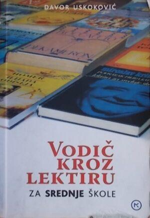 Uskoković-Vodič kroz lektiru za srednje škole