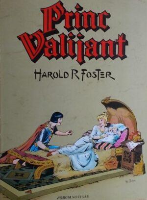 Foster-Princ Valijant 7