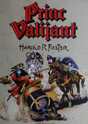 Foster-Princ Valijant 8