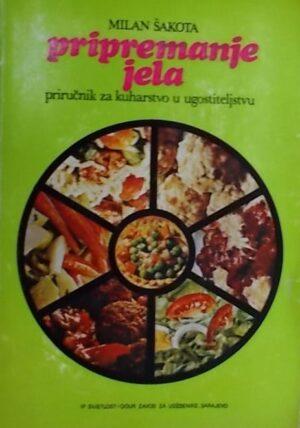 Šakota: Pripremanje jela