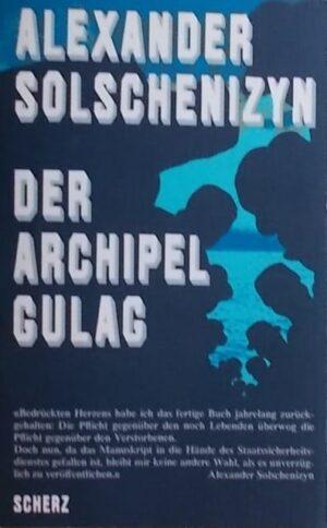 Solschenizyn-Der archipel Gulag
