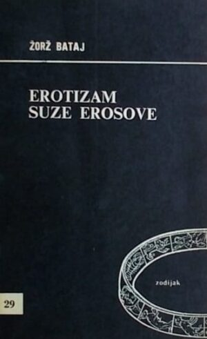 Bataj: Erotizam suze Erosove