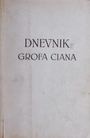 Dnevnik grofa Ciana