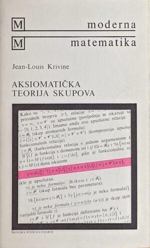 Krivine-Aksiomatička teorija skupova