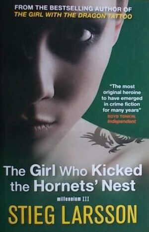 Larsson: The Girl Who Kicked the Hornets' Nest