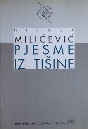 Milićević: Pjesme iz tišine