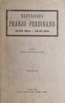 Nadvojvoda Franjo Ferdinand