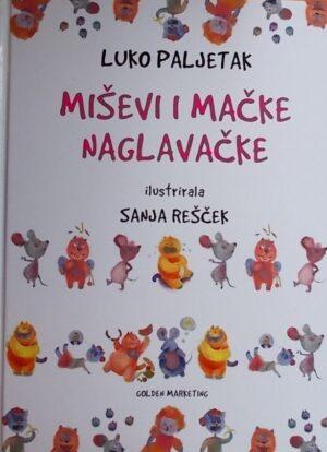 Paljetak-Miševi i mačke naglavačke