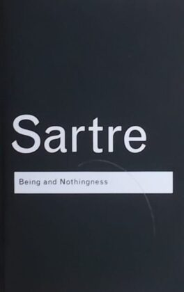 Sartre-Being and Nothingness