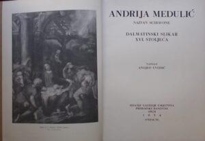 Uvodić: Andrija Medulić: nazvan Schiavone (1)