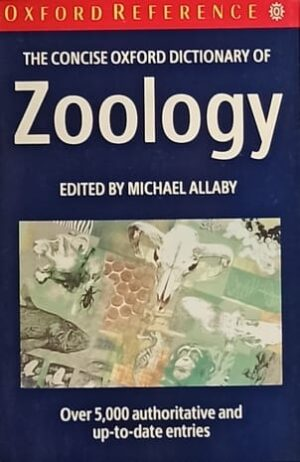 Allaby: The Concise Oxford Dictionary of Zoology