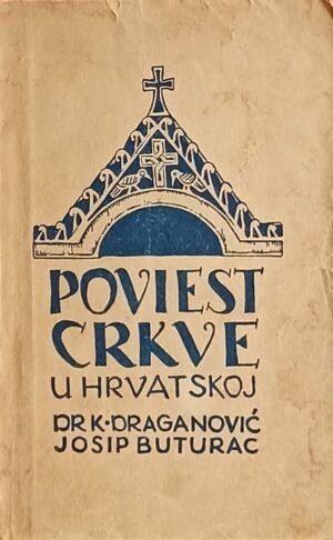 Draganović, Butorac: Poviest crkve u Hrvatskoj