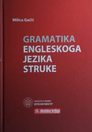 Gačić: Gramatika engleskoga jezika struke