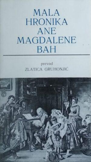 Mala hronika Ane Magdalene Bah