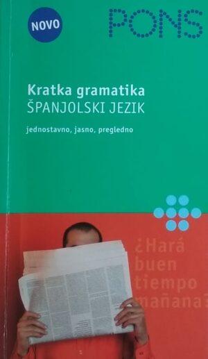 Kratka gramatika: španjolski jezik