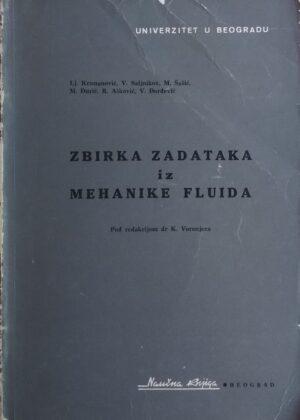 Zbirka zadataka iz mehanike fluida