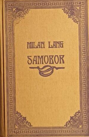 Lang: Samobor: narodni život i običaji