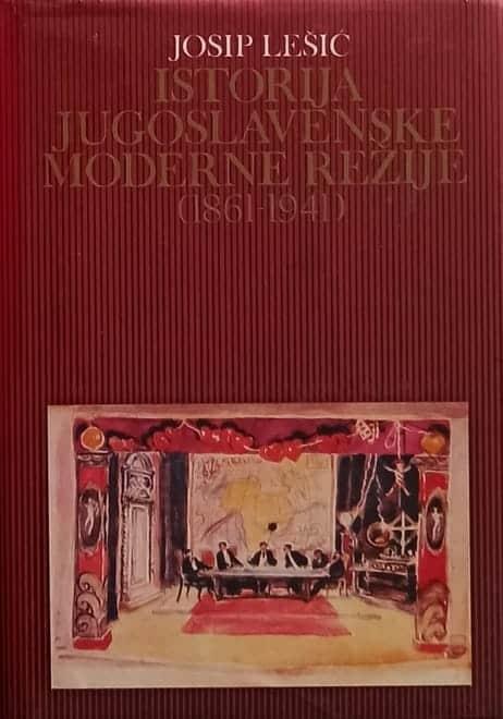 Lešić: Istorija jugoslavenske moderne režije