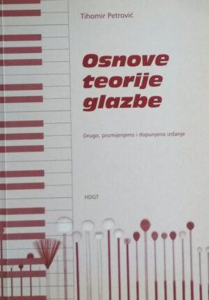 Petrović-Osnove teorije glazbe