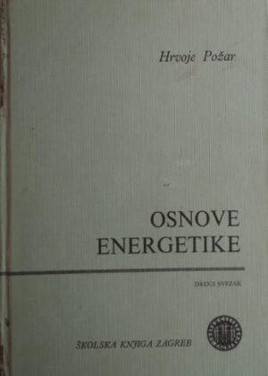Požar-Osnove energetike 2