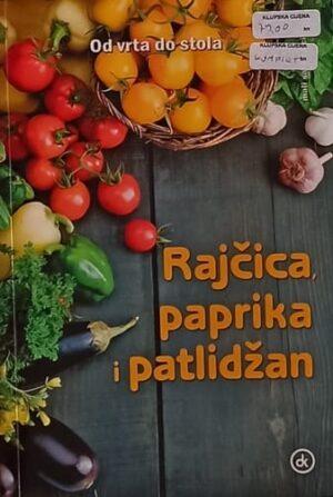 Rajčica, paprika i patlidžan