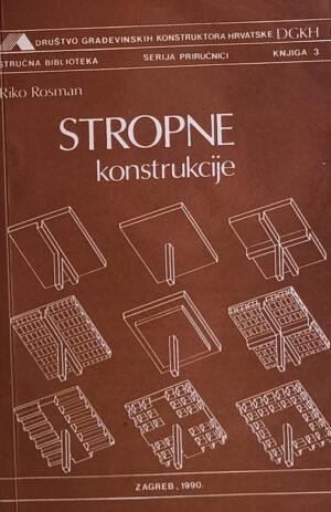 Rosman: Stropne konstrukcije