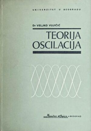 Vujičić: Teorija oscilacija