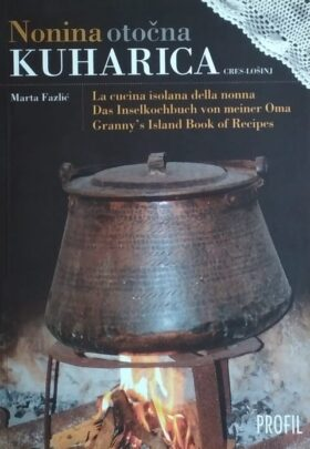 Fazlić-Nonina otočna kuharica