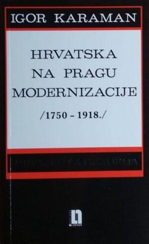 Karaman: Hrvatska na pragu modernizacije
