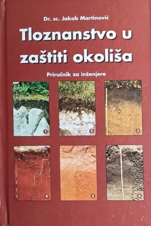 Martinović: Tloznanstvo u zaštiti okoliša