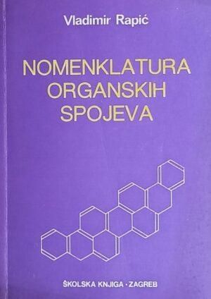 Rapić-Nomenklatura organskih spojeva