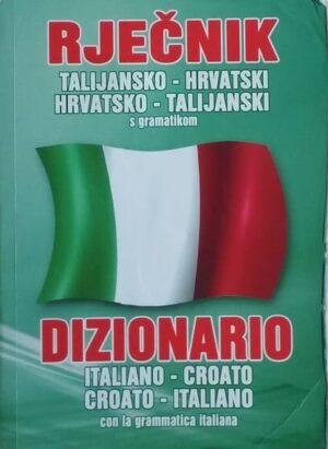 Rječnik talijansko-hrvatski, hrvatsko-talijanski